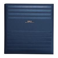 【コクヨ】 ジョイナーアルバム<一般用>ビスタイプ Lサイズ フリー台紙スリム8枚付 ブルーア-L38B 入数:1 ★お得な10個パック