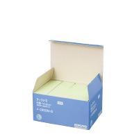 【コクヨ】 タックメモ(お徳用・付箋タイプ) 74×25mm 緑 100枚×20メ-2003N-G 入数:1 ★お得な10個パック