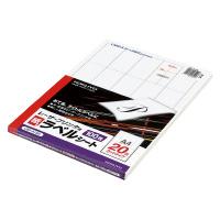 【コクヨ】 モノクロレーザープリンタ用紙ラベル A4 100枚入 20面カットLBP-A193 入数:1 ★お得な10個パック