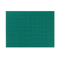 【コクヨ】 カッティングマット(両面仕様) 450×600mm グリーン マ-43N 入数:1 ★お得な10個パック★