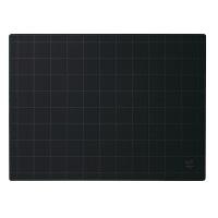 【コクヨ】 カッティングマット(両面仕様) 450×600mm 黒 マ-43D 入数:1 ★お得な10個パック★