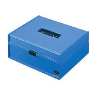 【コクヨ】 プラスチック印箱 大 外寸法202×168×86mm IB-12N 入数:1 ★お得な10個パック★
