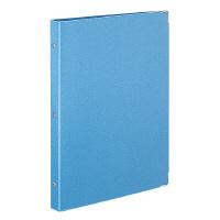 【コクヨ】 バインダーノート(カラーパレット) ミドルタイプ A4縦 30穴ライトブルール-155-5 入数:1 ★お得な10個パック