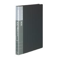 【コクヨ】 名刺ホルダー(替紙式) A4縦306名収容 30穴 ダークグレーメイ-330DM 入数:1 ★お得な10個パック