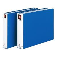 【コクヨ】 データバインダーT T11XY15 高級タイプ 22穴 約280枚収容 青EBT-V2215 入数:1 ★お得な10個パック