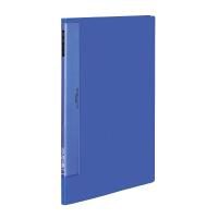 【コクヨ】 クリヤーブック(ウェーブカットポケット) A3縦 固定式20枚ポケット 青ラ-T563B 入数:1 ★お得な10個パック