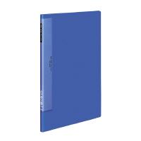 【コクヨ】 クリヤーブック(ウェーブカットポケット) B4縦 固定式20枚ポケット 青ラ-T564B 入数:1 ★お得な10個パック
