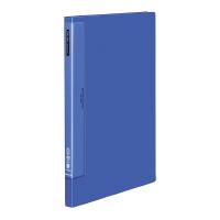 【コクヨ】 クリヤーブック(ウェーブカットポケット) A3縦 固定式40枚ポケット 青ラ-T573B 入数:1 ★お得な10個パック