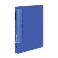 【コクヨ】 クリヤーブック(ウェーブカットポケット) A4縦 替紙式25枚ポケット30穴 青ラ-T730B 入数:1 ★お得な10個パック