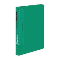 【コクヨ】 クリヤーブック(ウェーブカットポケット) A4縦 替紙式25枚ポケット30穴 緑ラ-T730G 入数:1 ★お得な10個パック