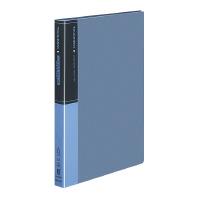 【コクヨ】 クリヤーブック<タフネス> A4縦 固定式40枚ポケット 青ラ-F570NB 入数:1 ★お得な10個パック