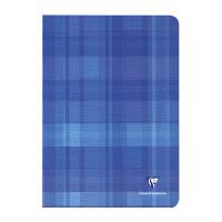 【コクヨ】 クレールフォンテーヌ くるみ表紙ノート B5 40枚 普通横罫 青CLA-4A-B 入数:5 ★お得な10個パック