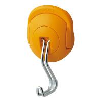 【コクヨ】 超強力マグネットフック(タフピタ) オレンジ 約10kgまでフク-227YR 入数:1 ★お得な10個パック