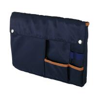 【コクヨ】 バッグインバッグ<Bizrack> B5・ネイビーカハ-BR12B 入数:1 ★お得な10個パック
