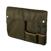【コクヨ】 バッグインバッグ<Bizrack> B5・カーキカハ-BR12G 入数:1 ★お得な10個パック
