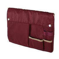 【コクヨ】 バッグインバッグ<Bizrack> B5・ワインレッドカハ-BR12R 入数:1 ★お得な10個パック