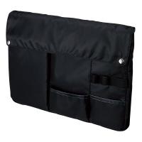 【コクヨ】 バッグインバッグ<Bizrack> A4・ブラックカハ-BR11D 入数:1 ★お得な10個パック