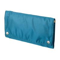 【コクヨ】 バッグインバッグ 2ウェイポーチ マリンブルー230×20×120三つ折時カハ-BR22LB 入数:1 ★お得な10個パック