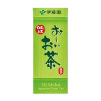 【伊藤園】 紙パックお~いお茶 緑茶 250ml×24パック 9700 入数:1 ★お得な10個パック★