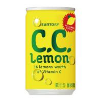 【サントリー】 C.C.レモン 160g×30缶 FCL1C 入数:1 ★お得な10個パック★