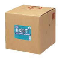 【熊野油脂】 K-スクリットハンドソープ バックインボックス 18L 5372 入数:1 ★お得な10個パック★