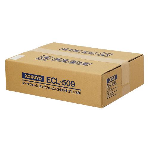 JANコード:4901480020341 コクヨ連続伝票用紙 タックフォーム メーカー公式 500枚 予約販売 24片ECL-509 Y13XT10 お得な10個パック