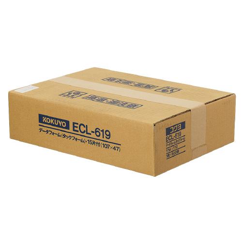 JANコード:4901480020365 宅配便送料無料 コクヨ連続伝票用紙 タックフォーム 500枚 Y14XT10 15片ECL-619 お得な10個パック アウトレット