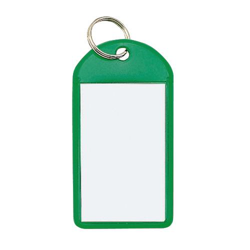 JANコード:4901480422626 コクヨソフトキーホルダー型名札 緑 カード寸法45×28mmナフ-220G 入数:50 ★お得な10個パック