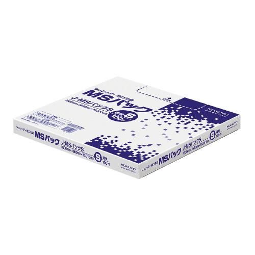 JANコード:4901480599977 コクヨ 訳あり商品 高品質 シュレッダー用ポリ袋 Sサイズ約30L J-MSパツクS 100枚入 600×600ミリ