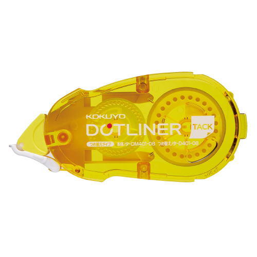 最新アイテム JANコード:4901480151878 コクヨ テープのり ドットライナー タ-D401-08 祝日 8.4mm×16m 詰替テープ 貼ってはがせるタイプ
