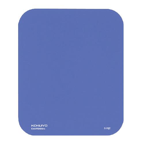 JANコード:4901480597034 コクヨ マウスパッド・再生PETタイプ クリアブルー EAM-PD40NTB