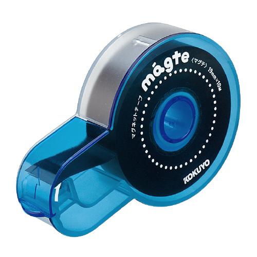 半額 JANコード:4901480204376 コクヨ セール特別価格 マグネットテープ マグテ ディスペンサー付き マク-M370 19mm×8m