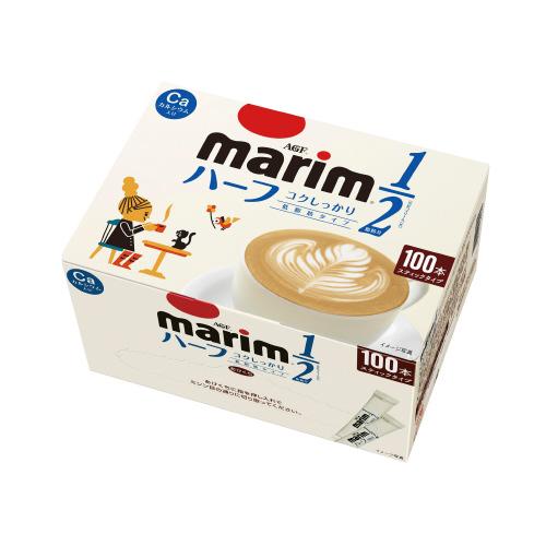 味の素AGF #マリーム スティック低脂肪タイプ 3g×100本 44530 ★お得な10個パック