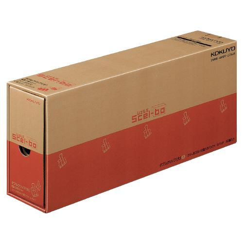 JANコード:4901480238661 コクヨ ダブルクリップ 人気の定番 永遠の定番 Scel-bo 大 黒 1 2ボックス クリ-JB33D 50個入 業務用