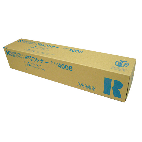 <title>JANコード:4961311011894 リコーリコー対応IPSiO SPトナー タイプ400B 正規品スーパーSALE×店内全品キャンペーン シアン 636670 お得な10個パック</title>