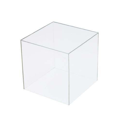 品質検査済 JANコード:4943740790441 定番スタイル クルーズ 透明アクリルボックス5面体 AB-250 W250×D250×H250mm
