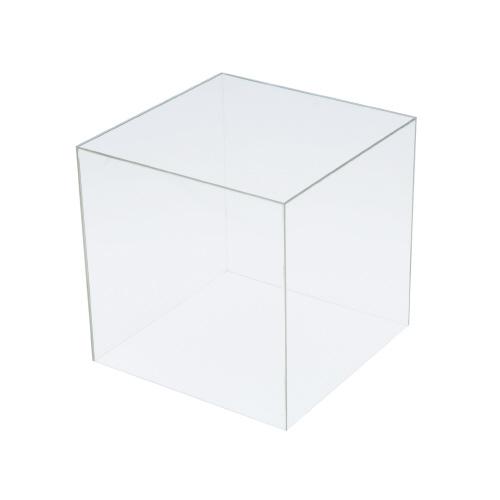 JANコード:4943740790458 市販 クルーズ 透明アクリルボックス5面体 AB-300 W300×D300×H300 有名な