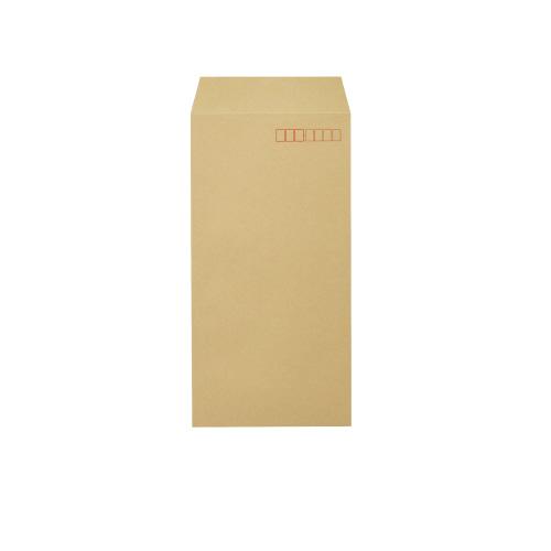 爆安 JANコード:4536858001266 キングコーポレーション 業務用クラフト封筒 サイド貼 長3 〒枠付き 公式ストア 151502 m2 1000枚 70g
