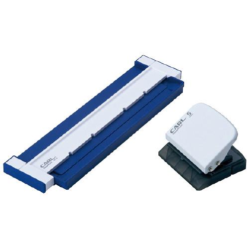 JANコード:4971760132811 カール ゲージパンチ ブルー A5 20穴用 GP-20-B