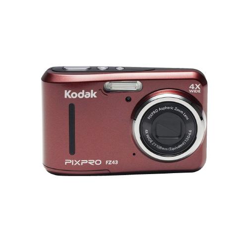 コダック デジタルカメラ レッド FZ43RD FZ43RD ★お得な10個パック