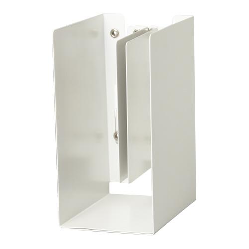 永遠の定番モデル JANコード:4971760001292 カール ブックエンド 格安激安 ALB-55-W ホワイト 伸縮型ブックエンド
