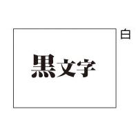 【マックス】 ビーポップミニ テープカセット 24mm幅 白に黒文字 LM-L524BW 入数:1 ★お得な10個パック★