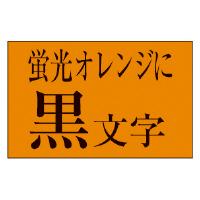 【カシオ計算機】 ネームランド テープカートリッジ 蛍光色テープ オレンジに黒文字18mm幅 XR-18FOE 入数:1 ★お得な10個パック★