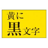 【カシオ計算機】 ネームランド テープカートリッジ スタンダードテープ 黄に黒文字46mm幅 XR-46YW 入数:1 ★お得な10個パック★