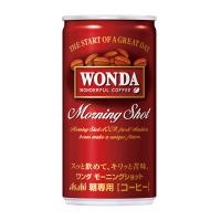 【アサヒ飲料】 ワンダ モーニングショット 185g×30缶 284317 入数:1 ★お得な10個パック★