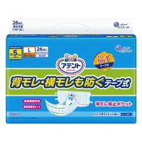 【大王製紙】 アテント消臭効果付テープ式 L26枚 760989 入数:1 ★お得な10個パック★