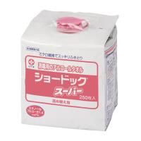 【白十字】 ショードックスーパー 詰替 250枚 426535 入数:1 ★お得な10個パック★