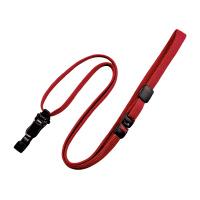【オープン工業】 ループクリップ 脱着式 10本 赤色 ひもサイズ:L約90cm/巾約10mm NX-8-RD 入数:1 ★お得な10個パック★