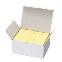 【iimo】 iimo 再生紙ふせん 50×15mm イエロー 100枚×50本 EM-MER5015YX50 入数:1 ★お得な10個パック★