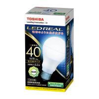 【東芝ライテック】 LED電球一般電球E26 40W形 昼白色LDA4N-G/40W 入数:1 ★お得な10個パック